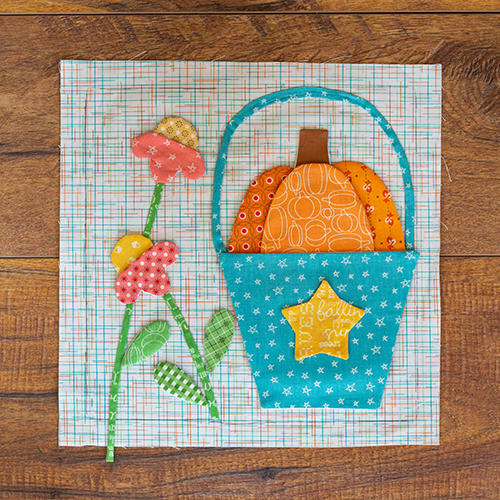 Autumn Love Sew Along - Week 3